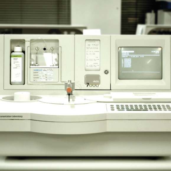 ACL 7000 INSTRUMENTATION LABORATORY